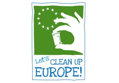 """Let's Clean Up Europe day"""